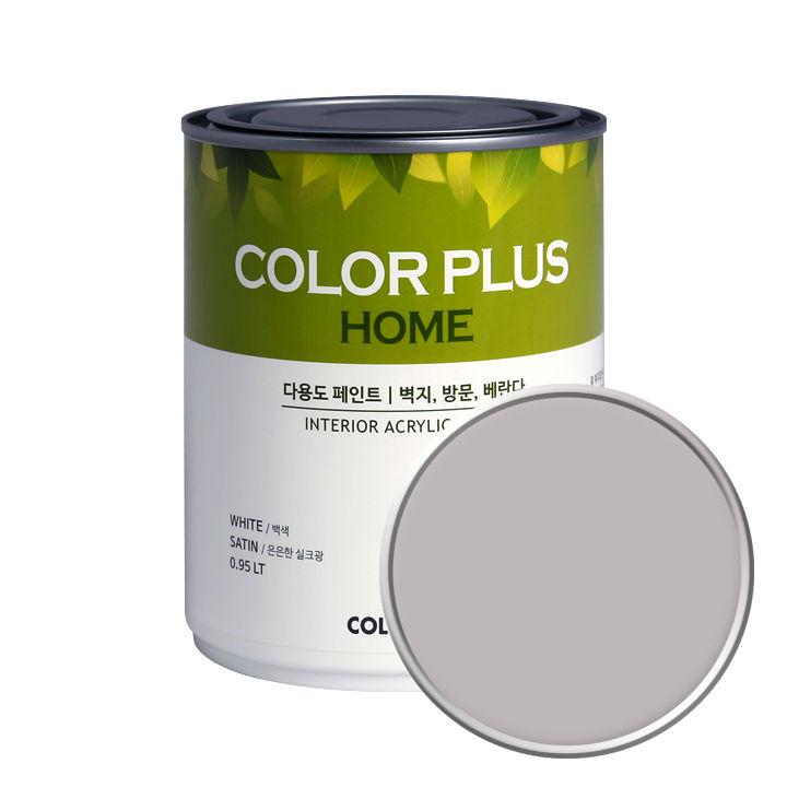 노루페인트 컬러플러스 홈 페인트 1L, 디올