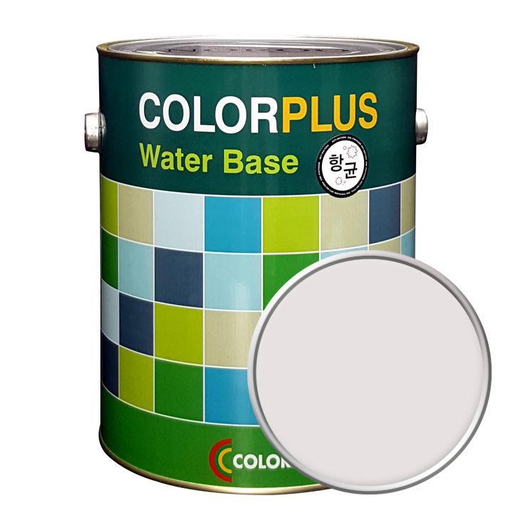 노루페인트 컬러플러스 페인트 4L, 헤븐클라우드