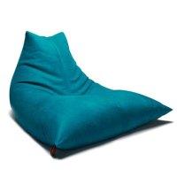 보니타 대형빈백 파우치 스웨이드 P202, 블루 (TOP 28755540)