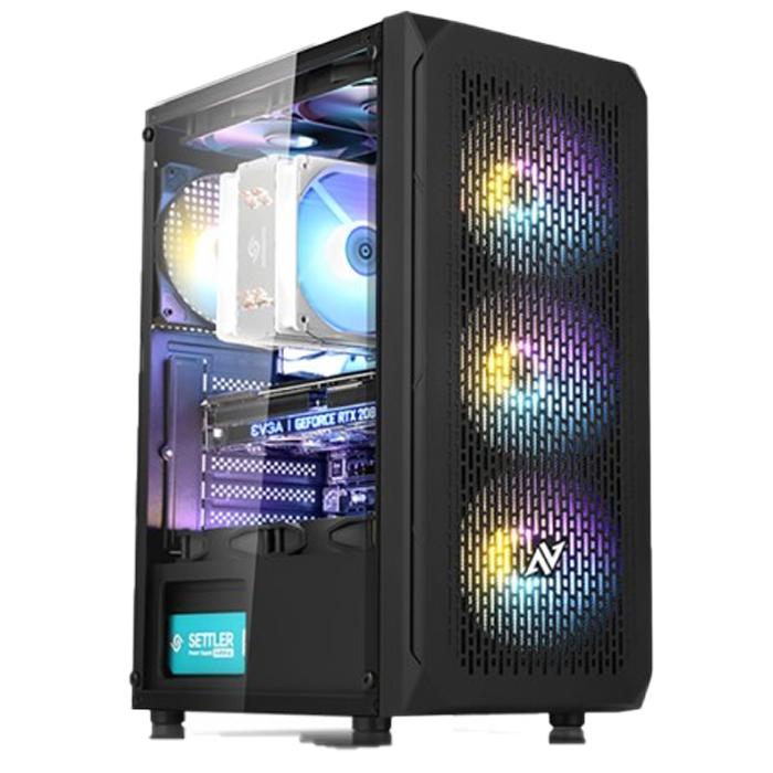 컴맹닷컴 CMA350C-165SH 조립PC (라이젠5 3500 WIN10 DDR4 16GB SSD 240GB GTX1650 SUPER), 기본형