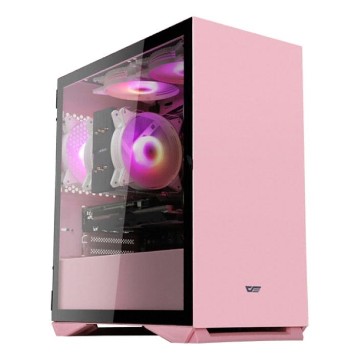 컴맹닷컴 CMA35XC-166SPH 조립PC 핑크 (라이젠5 3500X GTX1660 SUPER RAM 16GB SSD 240GB WIN10포함), 기본형