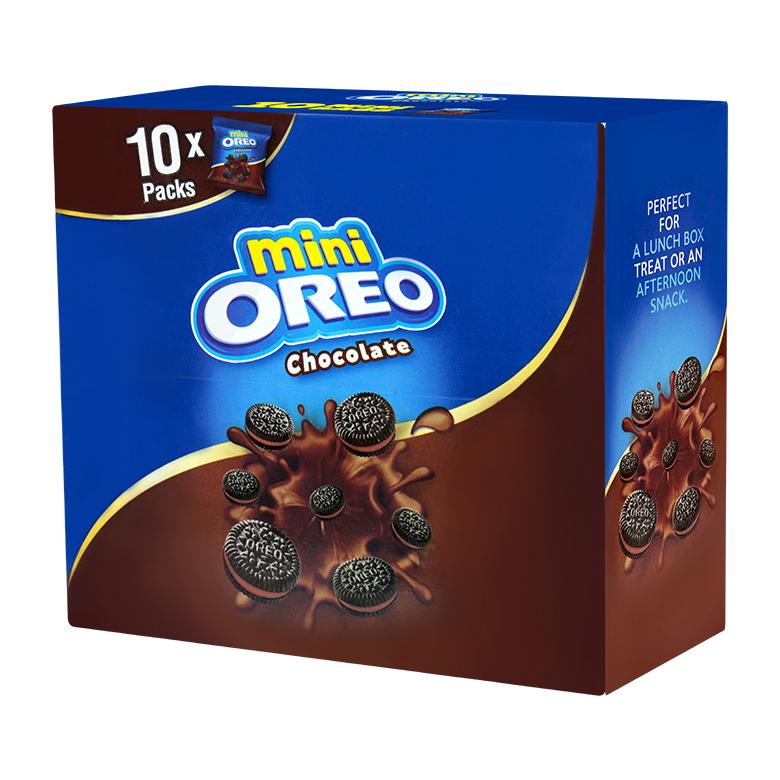 오레오 미니 초콜릿, 20.4g, 10개