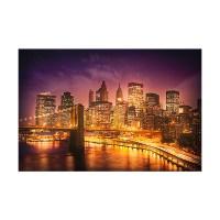 Night Pop 뉴욕의 야경 LED 캔버스 뷰 (TOP 24842289)