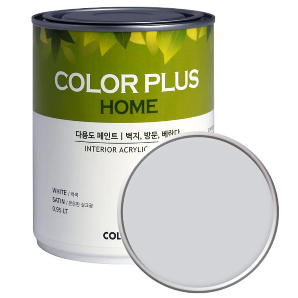 노루페인트 컬러플러스 홈 페인트 1L, 에르미 (SP1090)