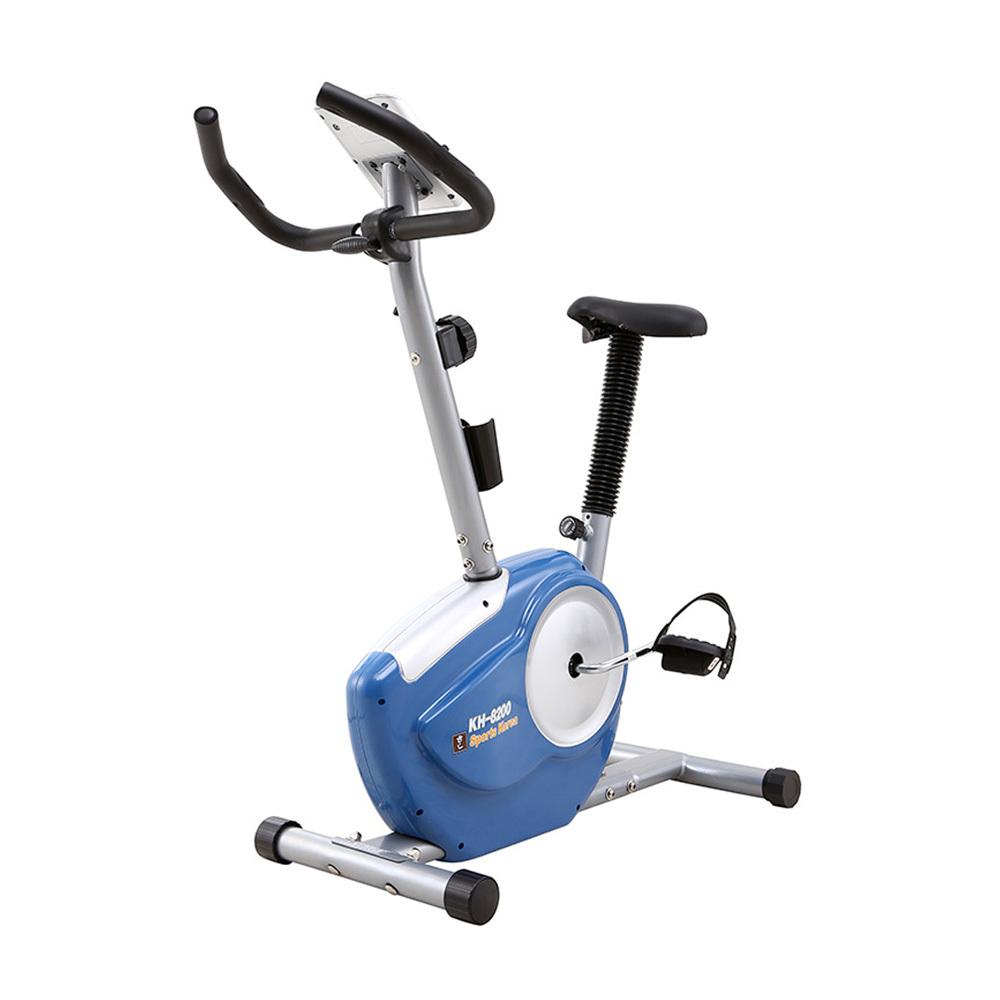 조이스포츠 프리미엄 입식 헬스자전거 KH-8200, 블루색