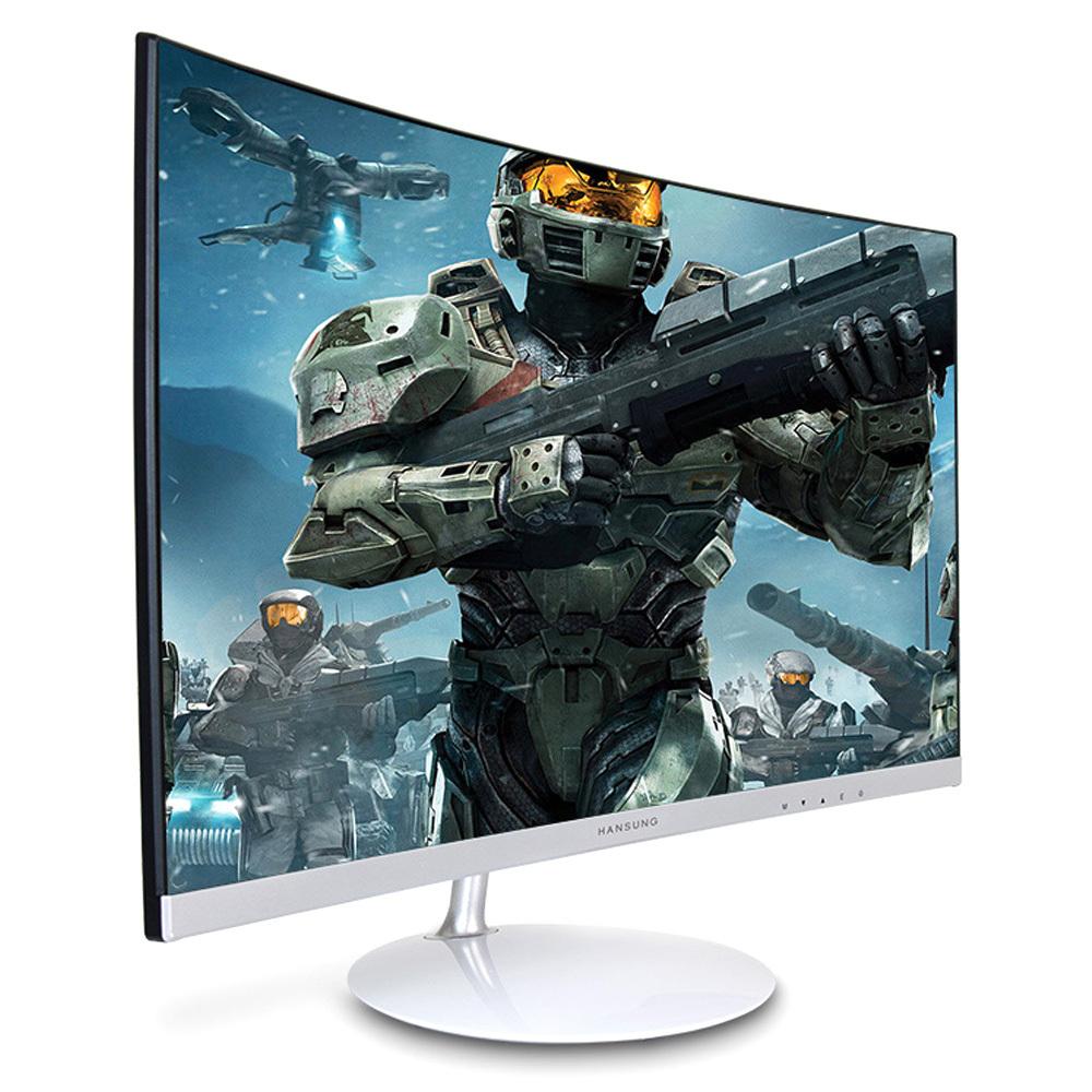 한성컴퓨터 59.8 cm Full HD 커브드 게이밍 모니터, ULTRON 2454C(무결점)