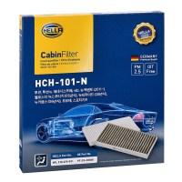 헬라 차량용 에어컨 필터, H101(투싼 ix, 스포티지 R, 포르테), 1개 (TOP 70429215)