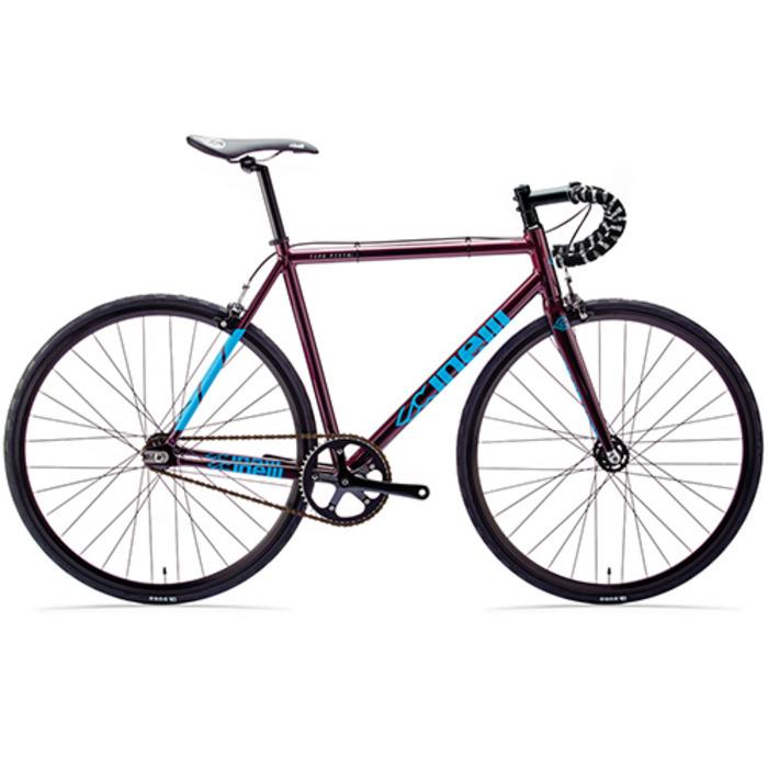 치넬리 티포 피스타 로드자전거 미조립, 퍼플 래인