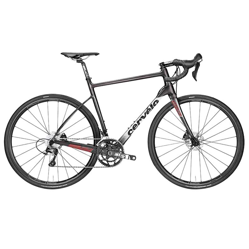 서벨로 완성차 C3 울테그라 카본 자전거 6800 95% 조립배송, 혼합 색상