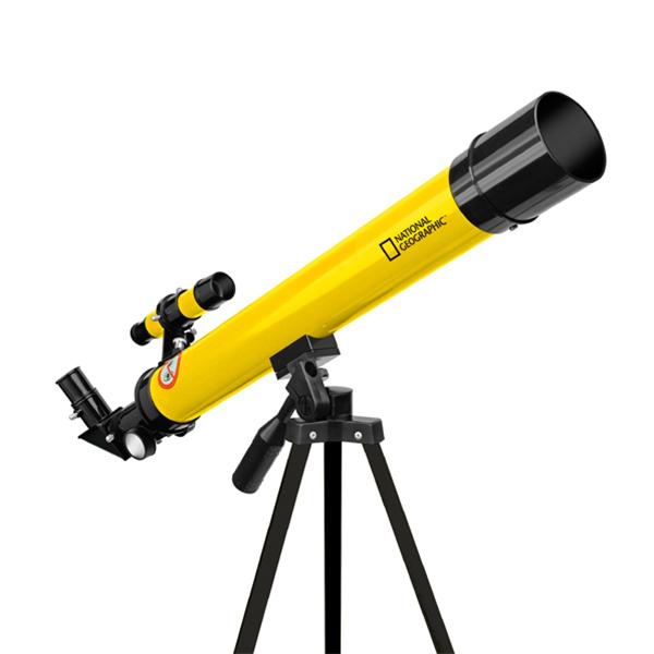 내셔널지오그래픽 50/600 굴절망원경, 100배, 1개
