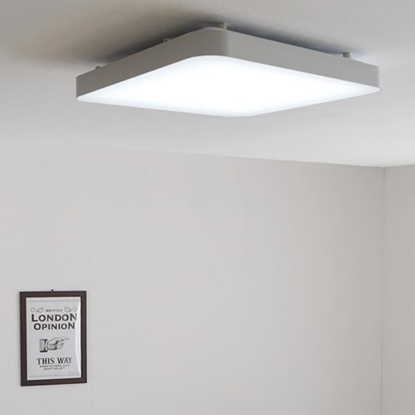 LIGHTING EVER LED 심플 방등 50W, 화이트