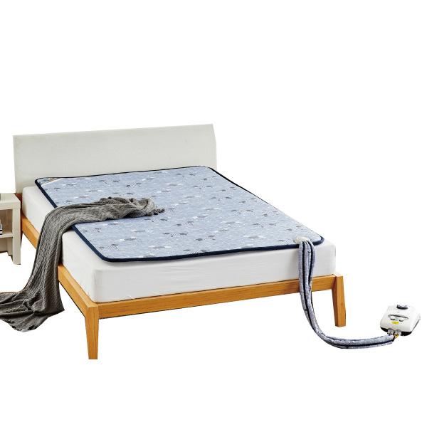 한일의료기 침대용 온수매트 분리난방 강아지, 더블(140 x 195 cm)