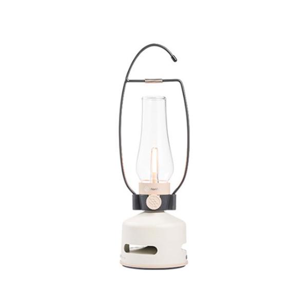 모리모리 블루투스 LED 랜턴스피커 본품 + 전용핸들 걸이세트, 아이보리(본품), 1세트