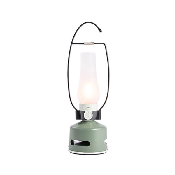 모리모리 블루투스 LED 랜턴스피커 본품 + 전용핸들 걸이세트, 민트(본품), 1세트