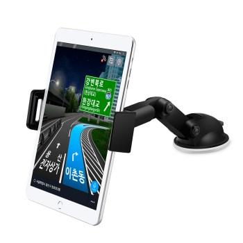 태블릿차량거치대 - 베이직기어 샤크 차량용 태블릿 거치대, 1개