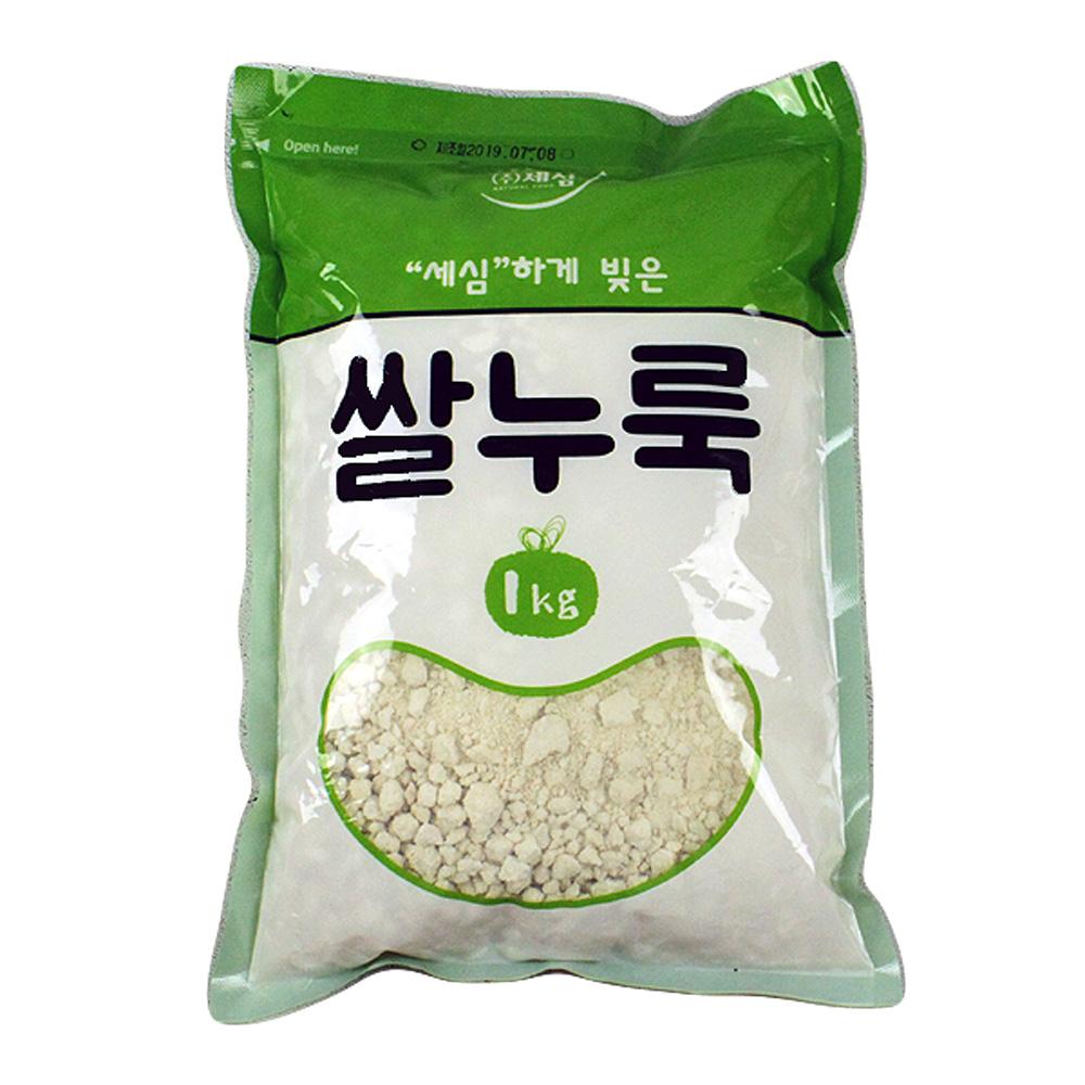 우리쌀 쌀누룩, 1kg, 1개