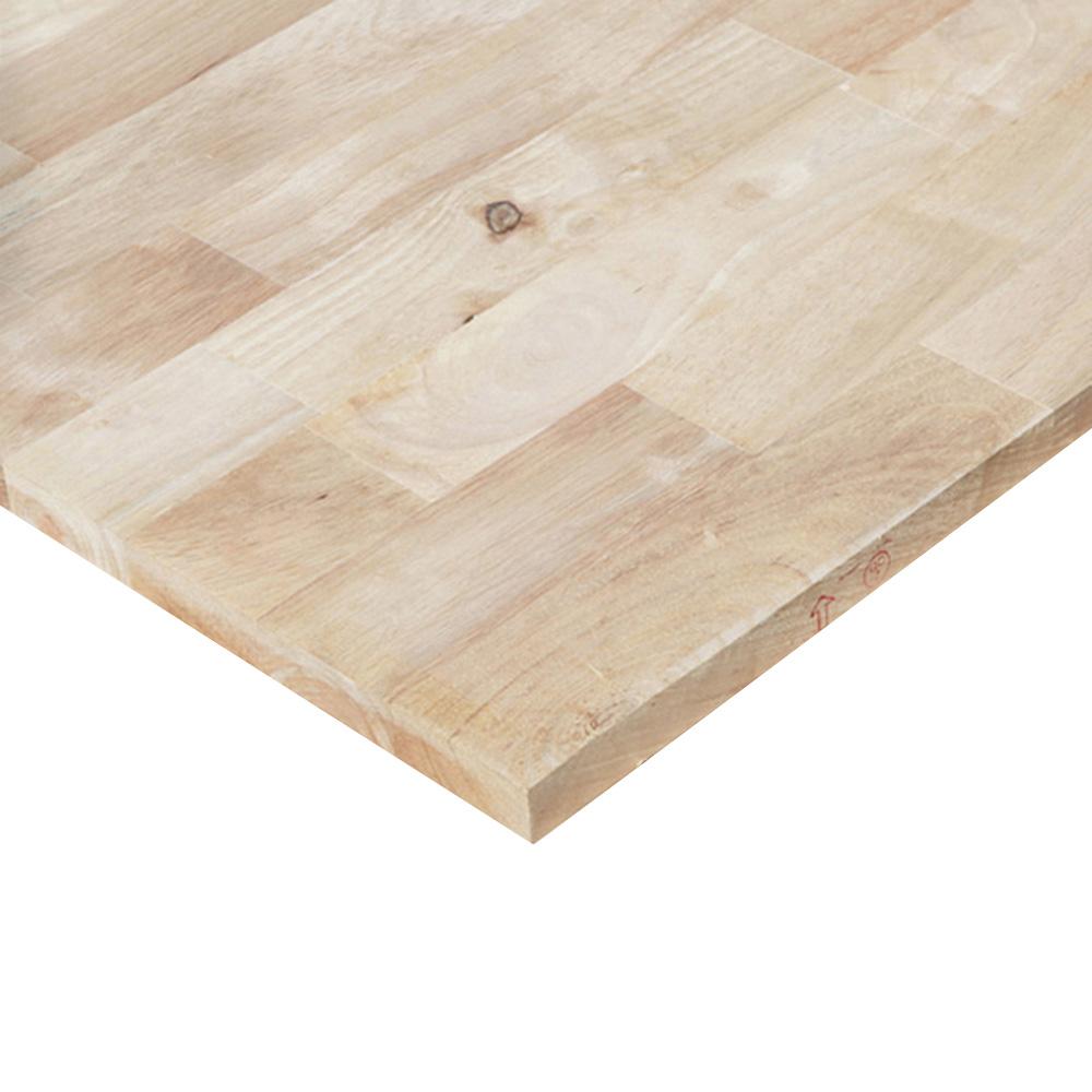 페인트인포 고무나무 집성목재 18T 500 x 800 mm, 혼합색상
