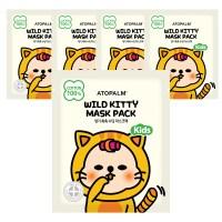 아토팜 와일드 키티 마스크팩 15g, 1개입, 5개 (TOP 1975807335)