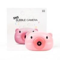 SNS 피그 버블 카메라, 핑크, 1개 (TOP 2045747467)