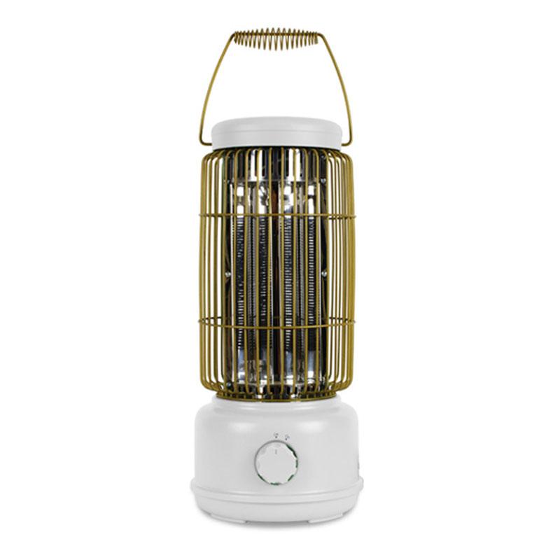 보국전자 노스텔지어 카본 히터, BKH-6082CW, 화이트