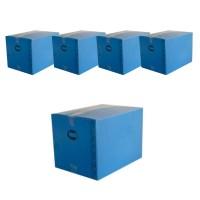이사박스 5호, 5개, 블루 (TOP 1353383530)