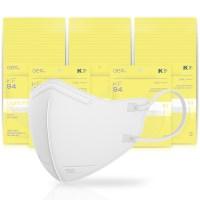 아에르 스탠다드 라이트핏 보건용 마스크 백색 중형 KF94, 1개입, 50개 (TOP 5354242710)