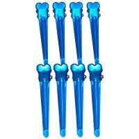 철미용 핀 소 4p, 파랑, 2세트 (TOP 5357967481)