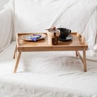 우드 침대 접이식 테이블 (TOP 1593820051)