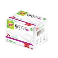 쓰리엠 점착식 청소포 표준형, 80매 (TOP 130960235)
