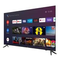 스마트에버 4K UHD 139.7cm 스마트 TV SA55G, 스탠드형, 방문설치 (TOP 1695119458)