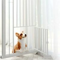 피카노리 반려동물 안전문 대형, 화이트 (TOP 273983604)