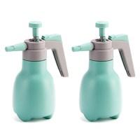 더플로우 귀여운 배색 가정용 소독 물 뿌리개 스프레이 블루 1L, 2개 (TOP 4876355798)