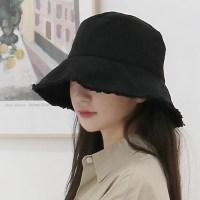 이코마켓 국산 남녀공용 코튼 올풀림 빈티지 버킷햇 벙거지 모자 캠핑모자 (POP 2341379662)