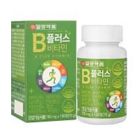 복합 비타민B 컴플렉스 100일분 고함량 영양제 보충제, 700mg, 100정, 1통 (TOP 2107093242)