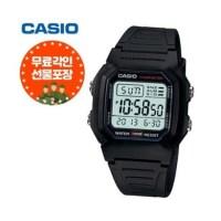 [블레스컴퍼니] 카시오 군인 전자시계 무료각인 W-800H-1A (TOP 115596106)