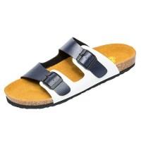 2021 토앤토 쪼리 플립플랍 여름 남성 남자 플랫 샌들 신발 패션 슬리퍼 여름 클래식 야외 캐주얼 가죽 패션 여름 해변 신발 스트랩 미끄럼 방지 (TOP 5844903128)
