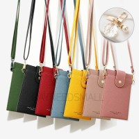 데이즈원 여성 학생 줄리아 지갑 겸용 미니 핸드폰 가방 크로스백 사은품증정 (POP 2224392556)