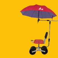 농사의자 농업 작업 엉덩이 밭 고추 일 이동차 바퀴, [96] 접는 두 바퀴 + 우산 꽂이 (우산 제외) (TOP 5500875858)