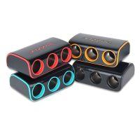3구 인테리어 2구 용 W4E32B5T 용기 USB 멀티 시거잭 실내 자동차 충전 용태블릿거치대 소켓 차량 필수품, 블랙 (POP 5830524820)