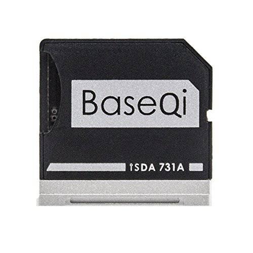BaseQi BASEQI Aluminum microSD Adapter for Dell XPS 13, 상세내용참조