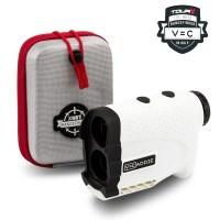 [브이캐디] 흰색 골프거리측정기 레이저거리측정기 졸트 슬리브 하드케이스증정 (TOP 238013765)