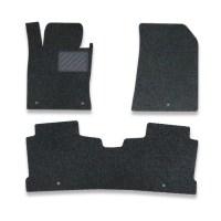 카프트 자동차 코일매트 확장형 카매트 1+2열 풀세트 현대 기아 차종, 니로/더뉴니로 (TOP 4899778012)