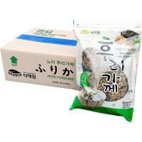 식예원 주먹밥 노리후리가케 500g-6개 업소용 김맛후리가케 (TOP 4617197116)