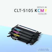 삼성 토너나라 SL-C513W 컬러 프린터 CLT-K510S 토너 복합기 관공서 흑백 카트리지 대용량 대기업납품 리필 공기업전용 잉크, 1개입, 파랑색 (TOP 4359531925)