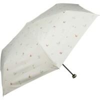 월드 파티 (Wpc) 양산 접는 우산 흰색 50cm 여성 파우치 타입 차광 하와이 미니 801-4927 OF (TOP 235456597)