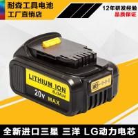 충전 배터리 18V 디월트 배터리 호환용, 6.0Ah 수입 리튬배터리개 (TOP 4314666008)