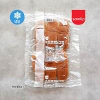 삼립 냉동 소프트핫도그번빵 300g 1봉 50g 6개입, 300g x 1봉 (TOP 5373075560)