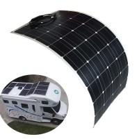 태양광발전기 태양열집열판 차량용 태양광 패널 50w 100w 150w (TOP 4739244652)