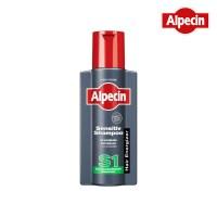 알페신 카페인 샴푸 센스티브 민감성 S1 250ml 두피샴푸, 1개 (POP 319001394)