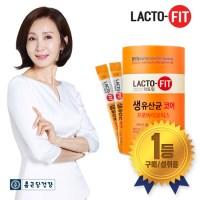[K쇼핑]종근당건강 락토핏 생유산균 코어 프롤린공법1통(2개월분) (TOP 5081344983)